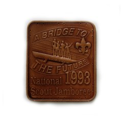 1993 National Jamboree Leather
