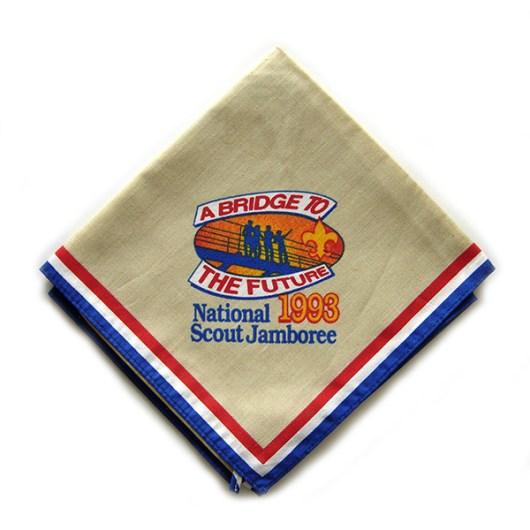 1993 National Jamboree Neckerchief