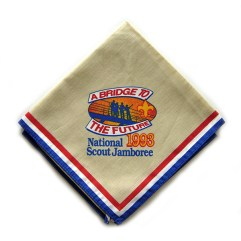 1993 National Jamboree Neckerchief