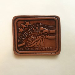 1999 World Jamboree Leather