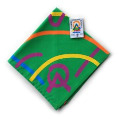 1999 World Jamboree Set - Neckerchief and Patch - Scouts, Scouting
