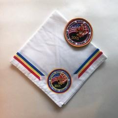 2001 National Jamboree Set of 2
