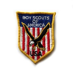1957 USA Pocket Patch