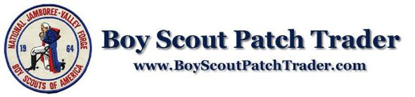 Boy Scout Patch Trader