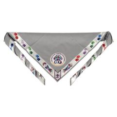 2019 World Jamboree IST Staff Neckerchief