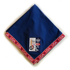 2015 World Jamboree USA Contingent Neckerchief