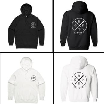bgp hoodie