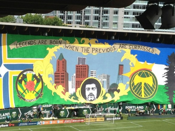 Portland Timbers - Timbers Army