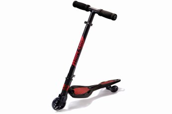 Scooter With a Twist