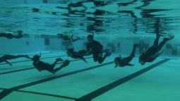 Training In The Pool