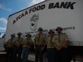 Troop 94 Scouts