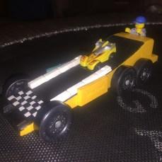 Racing!