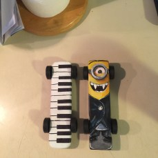 Vampire Minion and Piano