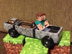 Steve's Minecart