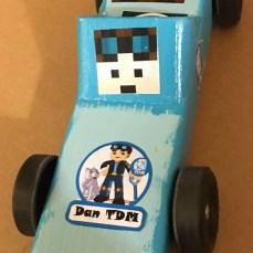 Kyle's Diamond Mine Car