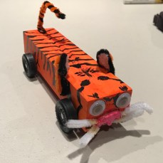 Tiger Racer