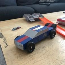 Racer number 5