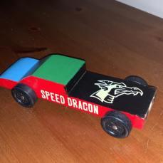 Speed Dragon