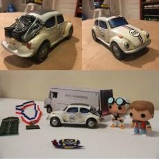 Herbie the Love Bug Time Machine