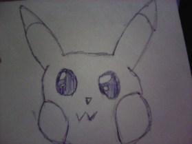 Pikachu Head