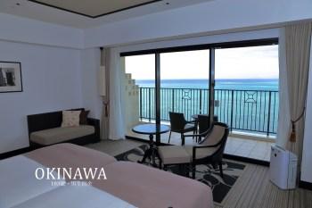 【沖繩住宿】蒙特利SPA度假酒店|面對大海的親子戲水天堂