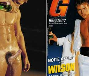Remember | Wilson Ribeiro - G Magazine Dez/2001