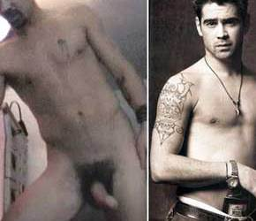 Celebrity Fucks | Colin Farrell – Sextape
