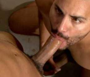 Big Uncut Cocks | Antonio Biaggi fucks Bahiano Fox