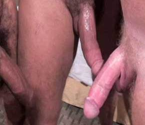 Mature Monster Cock | Lee Denim, Lito Cruz and Colin Steele