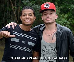 Artur e Fernandinho fodem no Acampamento do Palhaço