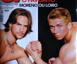 Rodrigo Carvalho e Ismael Furtado - G Magazine 2008