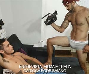 Yuri Baiano experimenta a grande dote do carioca