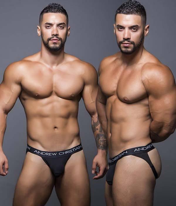 muscle cueca Arad Winwin