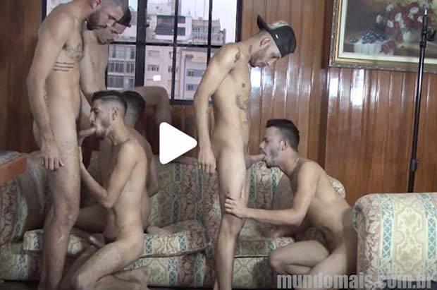 sexo grupal mundomais
