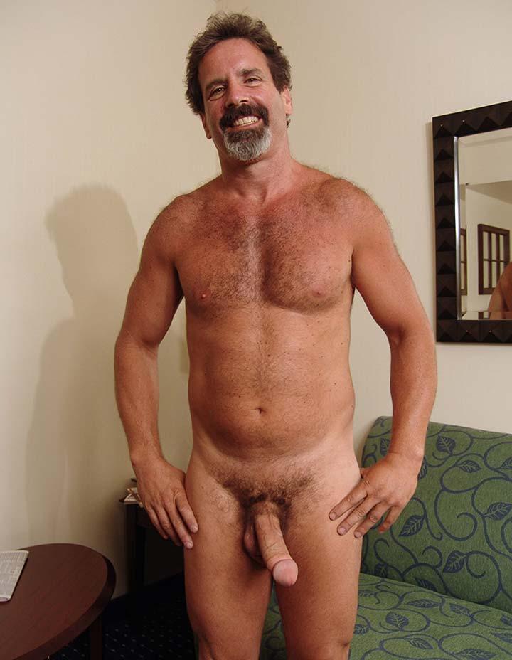 adult naked old men