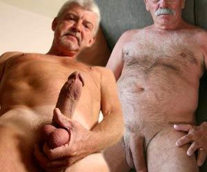 18 homens pelados mais velhos acima de 45 anos