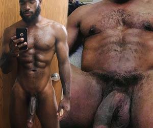 Negros sarados, gordos, magros - 40 Pauzudos Black