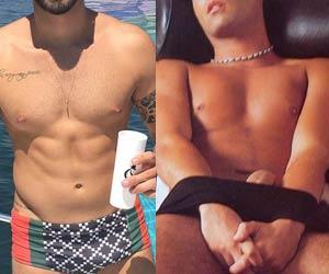 A Fazenda 11: Boys famosos nus ou quase pelados