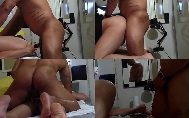 Bombadão sexo gay socando forte