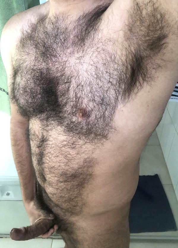 amador gay homens bem peludos pelados