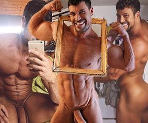 Rafa Martín - modelo fitness mega dote peladão