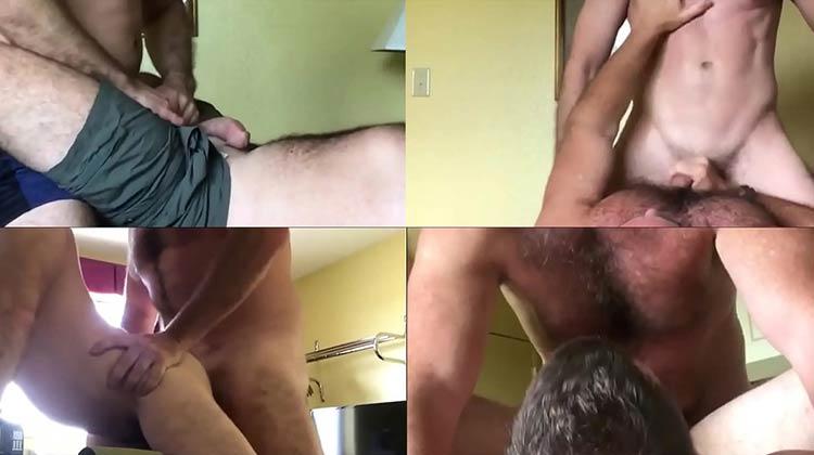 pai divorciado sexo homem com homem