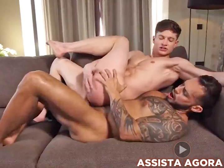 Massagem anal pontogay assista