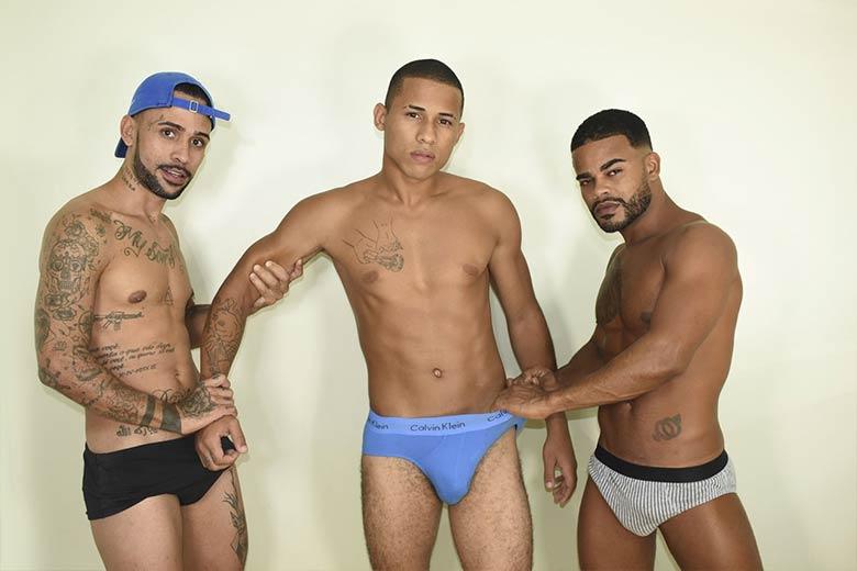 Henrique Danilo, Lucca e Deel Black