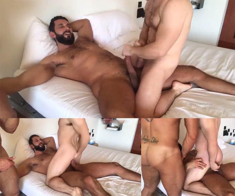 barbudo bem dotado gay porn fans