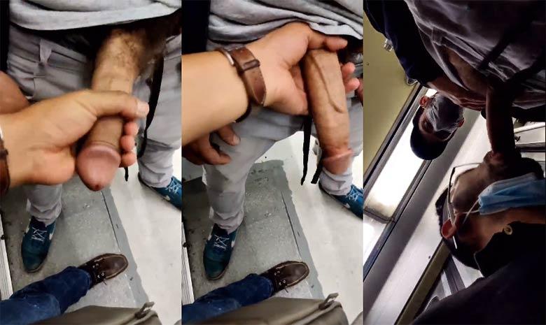 pau duro veiudo vagao metro gay amador