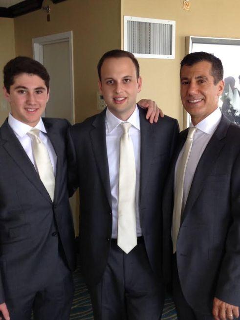 Rubenstein wedding