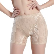 Silicone-Padded-Panties-Shapewear-Bum-Butt-Hip-Enhancing-Knickers-Safety-Panty-New