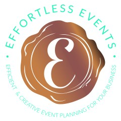Effortless Events is a small business aimed at even smaller details. Through dependable, efficient professionalism we arrange worry & hassle-free events. Working with our clients' vision & budget we provide the best combination of creativity, professional expertise, & outstanding organizational skills.