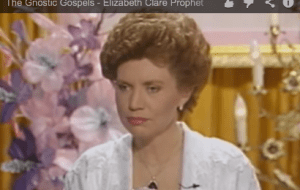 Elizabeth Clare Prophet: The Gnostic Gospels
